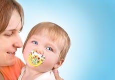 Le jour de mère Photographie stock libre de droits
