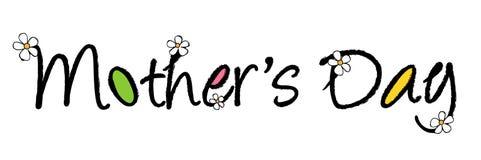 Le jour de mère Image stock