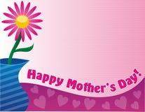 Le jour de mère heureux illustration libre de droits