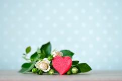Le jour de mère ou le concept de la valentine Images libres de droits