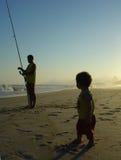 Le jour de père Photos libres de droits