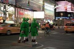Le jour de Patrick de saint Photo libre de droits