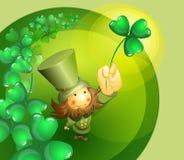 Le jour de Patrick de saint. Image libre de droits