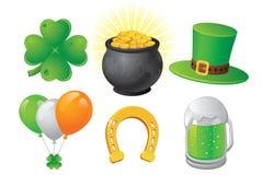 Le jour de St Patrick Images stock