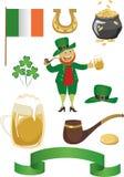 Le jour de St Patrick illustration de vecteur