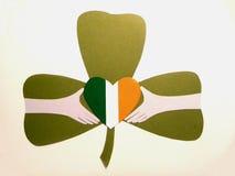 Le jour de St Patrick Photographie stock
