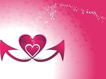 Le jour de Valentineâs. illustration stock