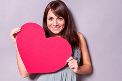 Le jour de Valentine photo stock