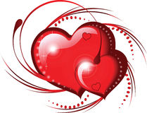 Le jour de Valentine illustration de vecteur