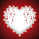 Le jour de Valentine illustration stock