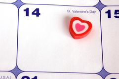 Le jour de Valentine Photos stock