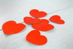 Le jour de Valentine Photo stock