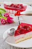 Le jour de valentine de fête de table Photos libres de droits