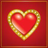 Le jour de Valentine de saint Photos stock