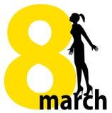 Le jour des femmes Photographie stock libre de droits