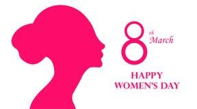 Le jour des femmes internationales illustration libre de droits