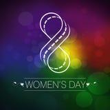 Le jour des femmes internationales Image stock