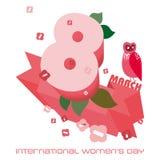 Le jour des femmes internationales Photographie stock libre de droits