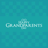 Le jour des grands-parents Images stock