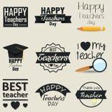 Le jour des professeurs Photos stock