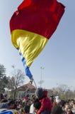Le jour national de la Roumanie Photos stock