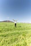 Le jour parfait Photographie stock libre de droits