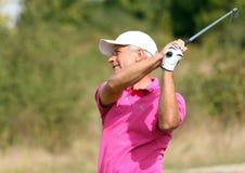 Le JP Sallat au golf de ouvert Paris 2009 Image stock