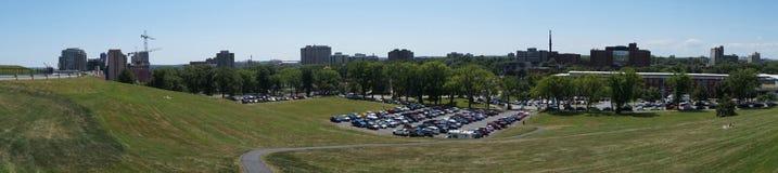 Le juillet 2009 c'est un point culminant annuel tous les ans ici dans la ville de port de Halifax Images libres de droits