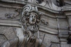 Le Justizpalast Munich, palais de justice, Allemagne Photos stock