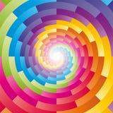 le kaléidoscope des enfants Images stock