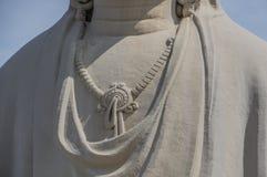Le Kannon du Ryozen Kwan-sur le temple à Kyoto Japon images libres de droits