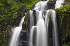 Le Kentucky tombe cascade Photographie stock