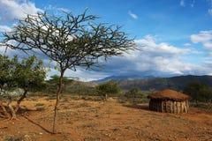 Le Kenya Image libre de droits