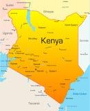 Le Kenya Images libres de droits