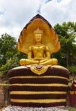 Le King& x27 ; statue de s Bouddha photos libres de droits