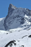 Le kleiner Matterhorn photo stock