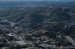 Le Kurdistan d'Akre Aqrah de l'Irak Images stock