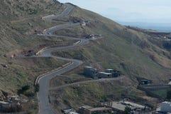 Le Kurdistan d'Akre Aqrah de l'Irak Images libres de droits