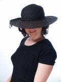 le kvinna Fotografering för Bildbyråer