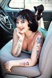le kvinna för utvikningsbrud Royaltyfri Fotografi