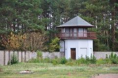 Le KZ Sachsenhausen Photographie stock libre de droits