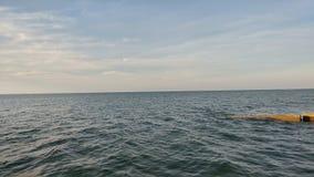 Le lac Érié Photos libres de droits