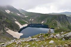 Le lac Images stock