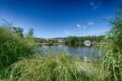 Le lac Photos libres de droits