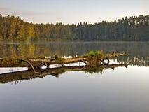 Le lac Images libres de droits