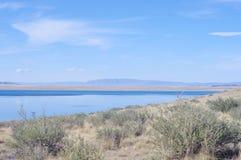 Le lac a déchiré-Khol Images libres de droits