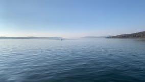 Le Lac de Constance en Allemagne banque de vidéos