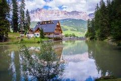 Le lac de Sompunt Images stock