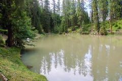 Le lac de Sompunt Photos libres de droits