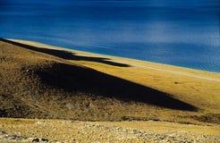 Le lac du nam Co Photographie stock